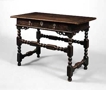 Joined table with drawer