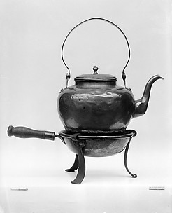 Covered Teakettle