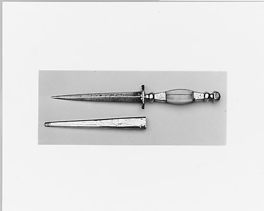 Dagger and Sheath