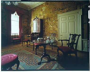 Room from the Powel House, Philadelphia