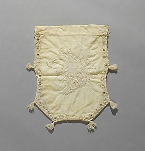 Embroidered Reticule