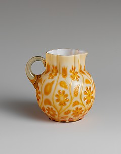 Cream pitcher
