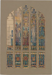 Design for memorial window
