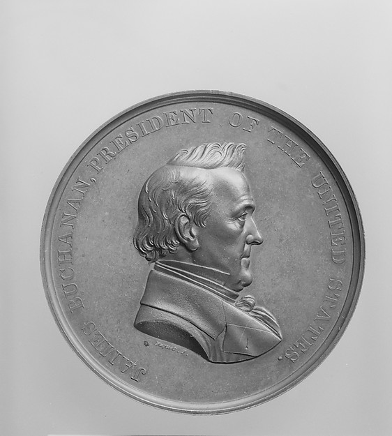 Medal Commemorating First Japanese Embassy to the United States