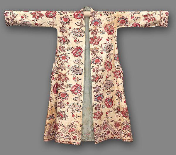 Man's Morning Gown (Banyan)