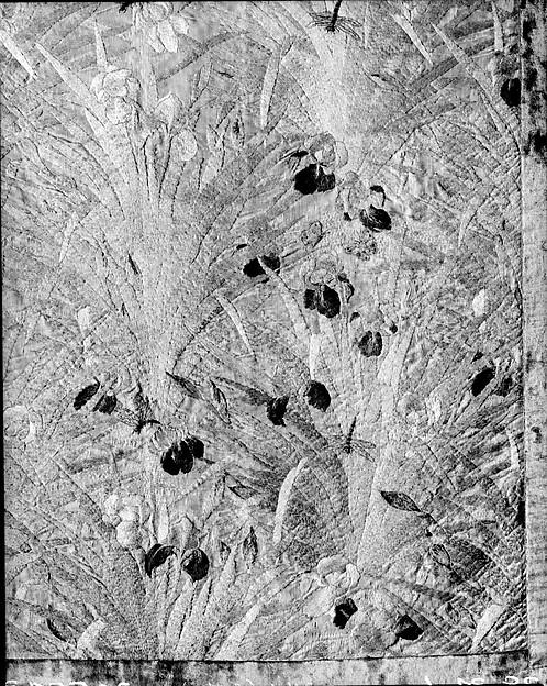 Irises panel