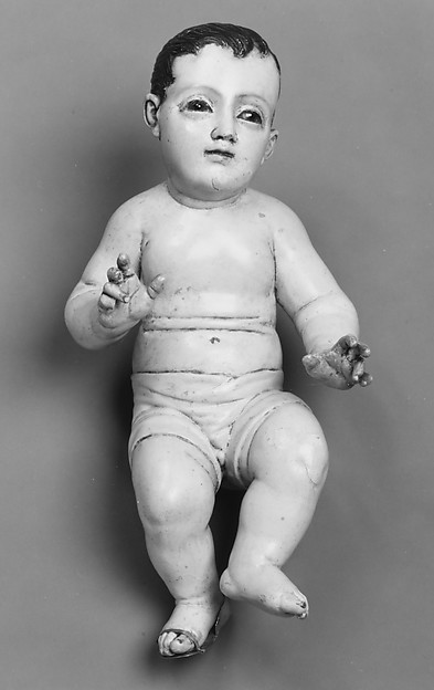 Infant Christ (from a nativity)