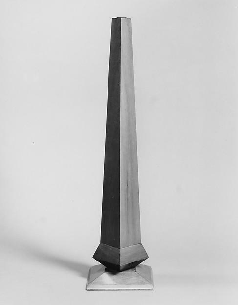 Pyramidal Vase
