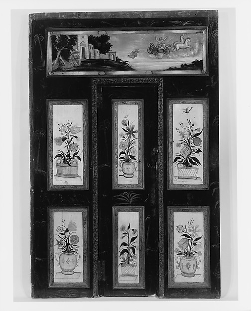 Panels and Door from the Hoagland Farm, Griggstown, New Jersey