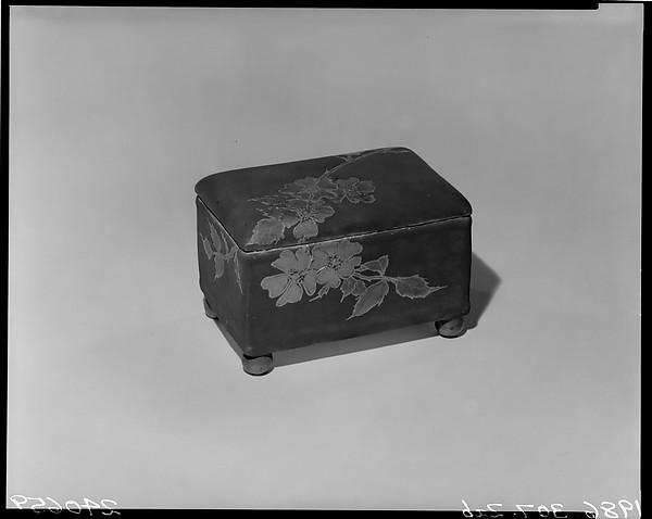 Covered Jewel Box