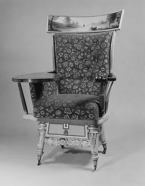 Writing Armchair