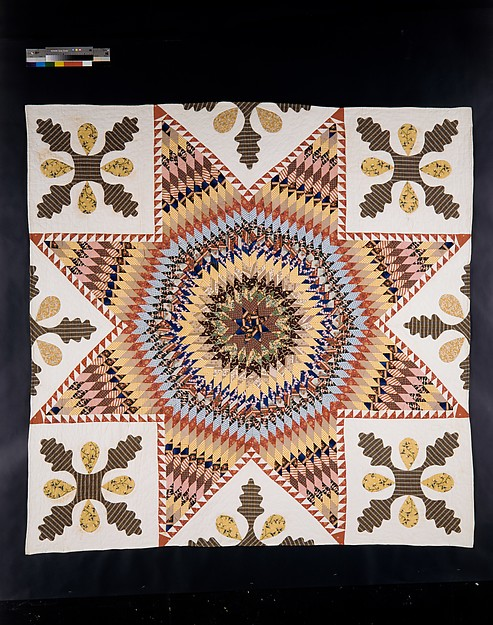 Quilt, Star of Bethlehem