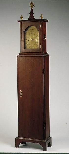 Dwarf tall clock