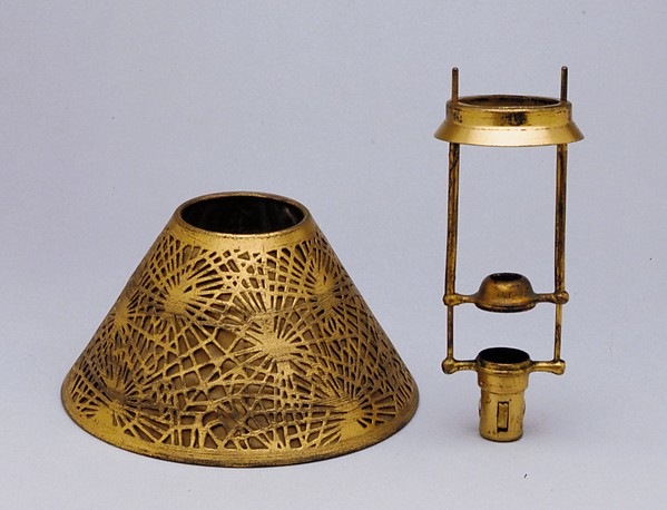 Candle Shade and Support