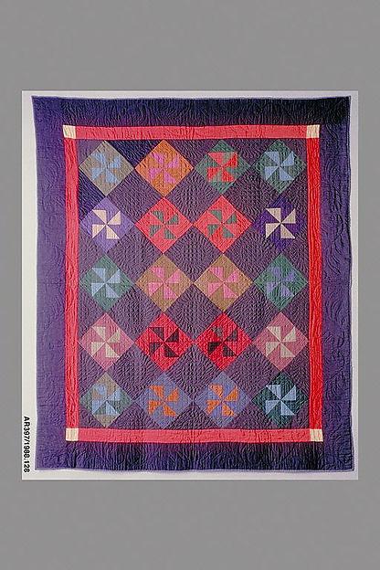 Quilt, Pinwheel or Fly pattern