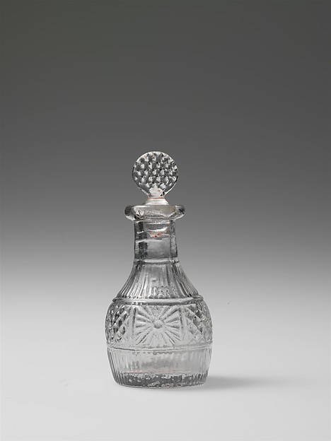 Toy decanter