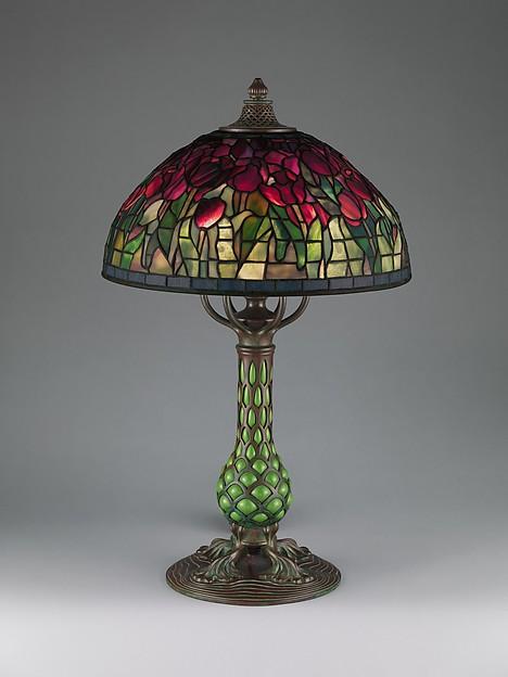 """""""Tulip"""" lamp"""