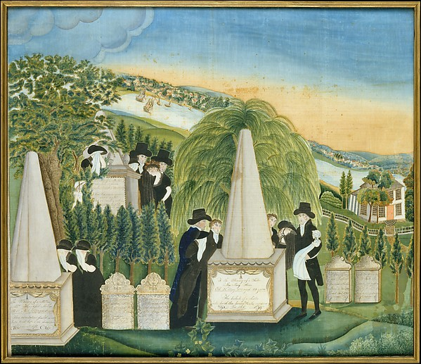 Memorial painting