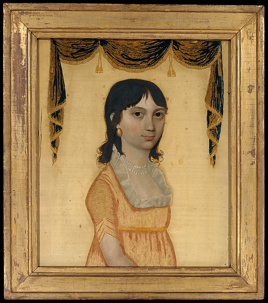 Portrait of Catherine Lorillard