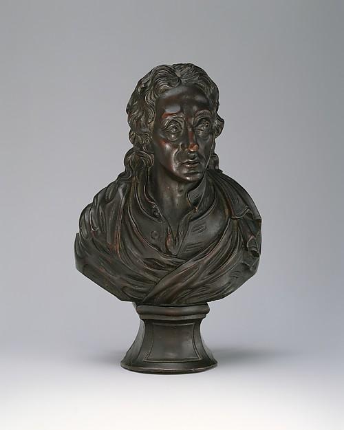 Bust of John Locke
