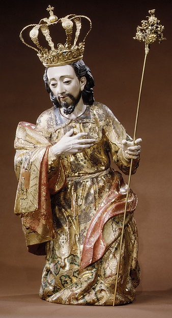 Joseph (from a nativity)