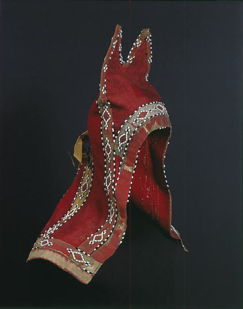 Man's Headdress from a Chief's Costume