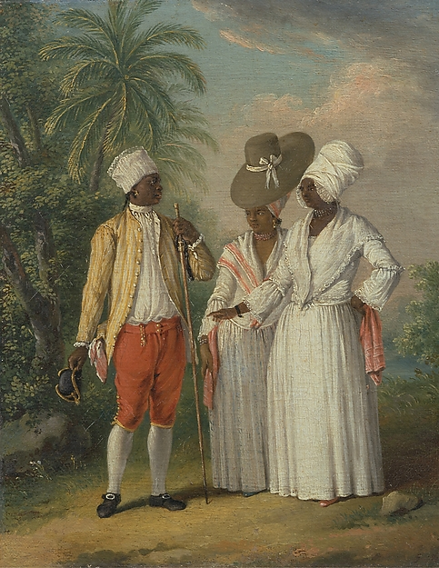Free West Indian Dominicans