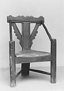 Three-legged Armchair
