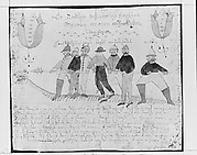 Drawing of a Hunt