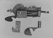 Latch Lock, Key, and Catch