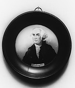 Plaque of George Washington