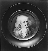 Portrait Miniature of Benjamin Franklin