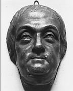 Mask Cast of Benjamin Franklin