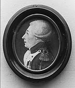 Portrait Miniature of the Marquis de Lafayette