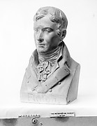 Bust of Robert Fulton