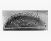 Fanlight from Craig House, Baltimore, Maryland