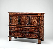 Chest with drawers