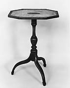 Tilt-top Tea Table