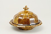 Covered Butter Dish