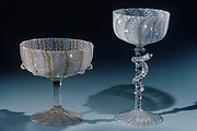 Filigree Champagne Glass