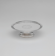 Footed Salver
