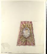 Lamp shade pattern