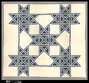Quilt, Star pattern