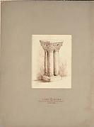Design for pedestal