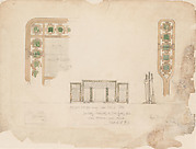 Design for fireplace objects