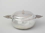 Covered Porringer
