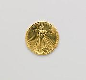 United States Twenty-dollar Gold Piece