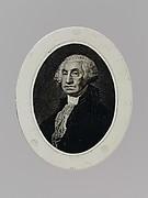 Medallion of George Washington