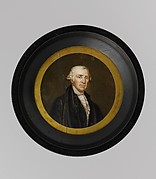 Plaque Portrait of George Washington