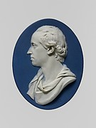 Medallion of Benjamin West